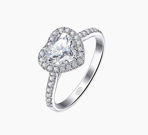 18K金镶嵌钻石